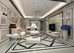 客厅地面贴什么瓷砖好 客厅瓷砖哪个牌子好
