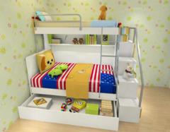 6平米儿童房如何设计 6平米儿童房巧布置