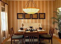 餐厅装什么灯好看 餐厅用吊灯还是吸顶灯