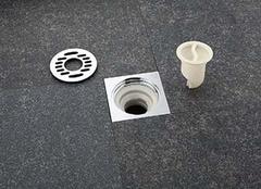 卫生间地漏有什么作用 地漏什么材质的好