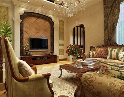 客廳背景墻圖案怎么做 客廳背景墻價格