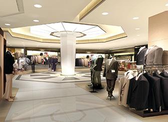 商场装修一平米多少钱 商场室内装修流程