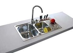 厨房水槽下水管堵了怎么办 厨房水槽堵了小妙招