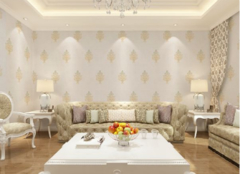 无纺布墙纸和墙布哪个好 120平方的贴墙布多少钱