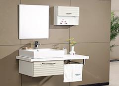 洗脸盆组合柜什么材质好 洗脸盆柜子哪个牌子好