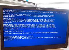电脑蓝屏是什么原因 电脑蓝屏怎么解决