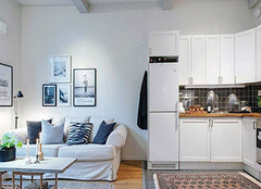 小户型室内装修多少钱 小户型怎么利用空间