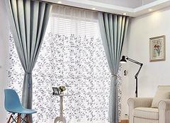卧室窗帘怎么选 主卧窗帘选什么颜色好
