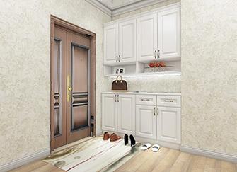 进门客厅鞋柜怎么做 鞋柜设计尺寸是多少