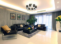 客厅瓷砖为什么油腻腻的 瓷砖地板油腻如何清