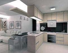 租的房子如何改善风水 厨房朝向哪个方位最好