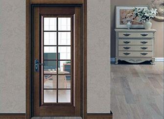 实木门和实木复合门的区别 实木复合室内门价格