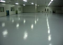 地坪漆多少一平方 地坪漆施工工艺流程