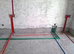 120平米水电改造价格 水电改造材料费多少钱