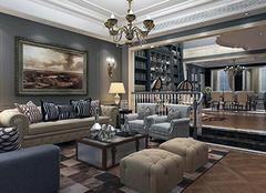 家装别墅每平设计费多少钱 别墅室内设计收费标准