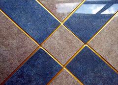 装修美缝什么时候做 地砖美缝与不美缝区别