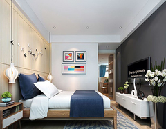 夫妻卧室装修颜色搭配 夫妻卧室装修适合什么风格