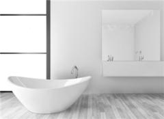 浴缸高度一般为多少 选择浴缸需要注意事项