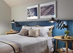 卧室床头壁灯好不好 床头壁灯安装标准高度