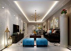 客厅装修地面铺什么 客厅地面铺什么颜色