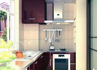 小廚房如何改造 出租房小廚房改造