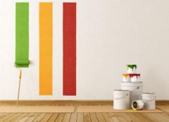 墙面刷漆要刷几遍 墙面刷漆报价