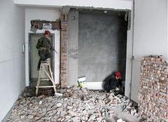 装修打墙好打吗 装修打墙价格是多少