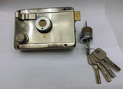 防盗门锁品牌排行榜前十名 防盗门换锁一套多少钱