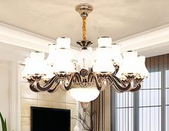 客厅适合装什么样的灯 客厅装灯有什么讲究