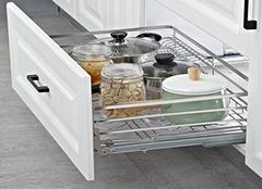 橱柜拉篮品牌哪个好 厨房拉篮怎么安装
