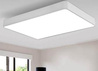 客厅灯太大了怎么办 客厅长方形吸顶灯价格