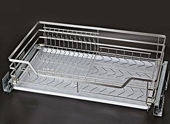 橱柜拉篮和抽屉哪个好 厨房拉篮哪种实用