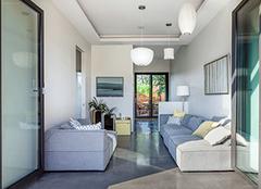 客厅阳台设计的注意事项 客厅与阳台隔断设计