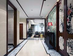 中式风格适合什么颜色的墙 中式风格适合家装吗