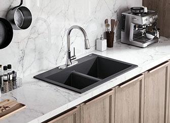 橱柜水槽什么牌子好 厨房水槽如何安装