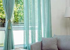 阳台用什么窗帘好 阳台窗帘怎么安装