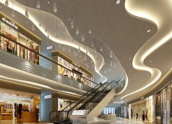 商场装修多少钱一平米 商场装修设计原则