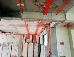 家装水电安装报价 家庭水电安装标准尺寸