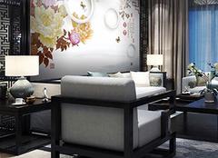 中式的沙发多少钱 中式沙发尺寸图片大全