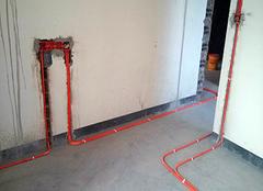 房屋装修水电工价格 房屋水电施工装修