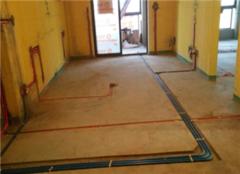 房屋装修水电走地还是走顶好 房屋装修水电注意事项