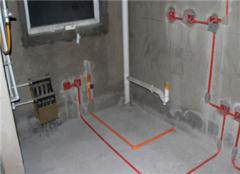 厨房重新做防水的价格 厨房防水施工工艺流程