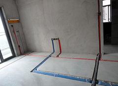 装修房屋水电怎样收费 房屋装修水电改造用料