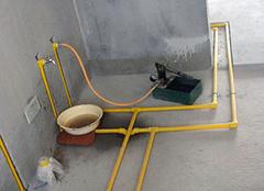 家庭装修水电安装报价 家装水管走顶是错误的?