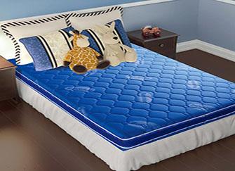 儿童睡棕垫还是弹簧垫 小孩睡什么材质床垫好
