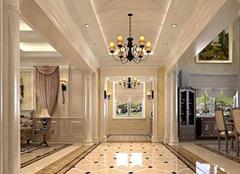 别墅装修材料价格表 别墅装修设计注意事项