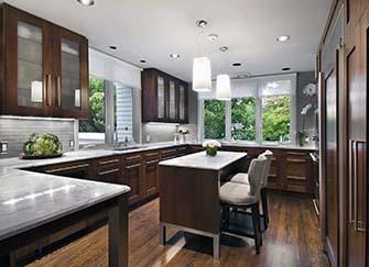 厨房橱柜门板多少钱 厨房橱柜门板用什么材料好