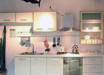 厨房橱柜门材料哪种好 厨房橱柜门的颜色搭配