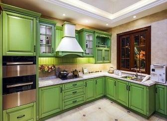 厨房整体橱柜好吗 厨房整体橱柜十大排名