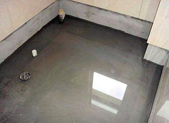卫生间怎么做防水的 卫生间防水堵漏材料